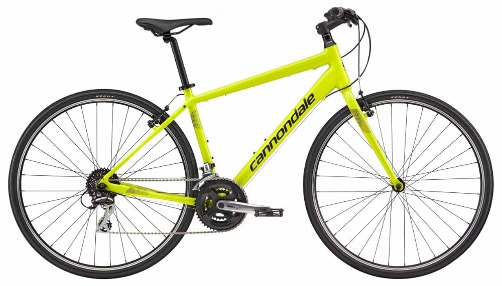 Cannondale Quick 7 z rocznika 2018