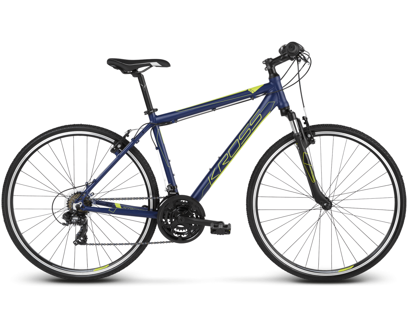 Kross Evado 1.0 z rocznika 2018